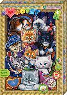 """Набор для создания объемной картины """"Я люблю котят"""""""
