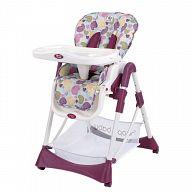 Стульчик для кормления Happy Baby William Light Lilac