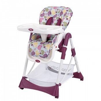 Стульчик для кормления Happy Baby William Light Lilac (2646)