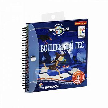 """Магнитная игра для путешествий """"SmartGames. Волшебный лес"""" (Bondibon ВВ0886)"""