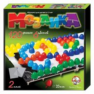 Мозаика (120 деталей)