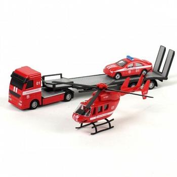 "Набор техники ""Пожарная служба"" (Технопарк CT11-316-1)"