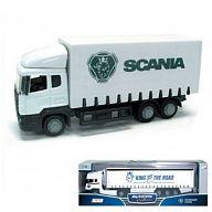 "Модель грузового автомобиля ""SCANIA ACTION TRUCK. Фургон"""