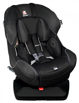 Автокресло Renolux 360 Swivel Total Black (690555)