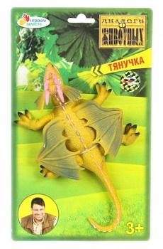 "Игрушка-тянучка ""Диалоги о животных. Дракон"" (Играем вместе W6328-261)"
