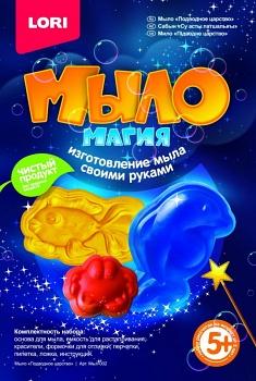 """Набор для создания мыла """"МылоМагия. Подводное царство"""" (Lori Мыл-002)"""