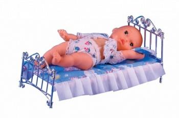 Кроватка для куклы (Огонек С-234)