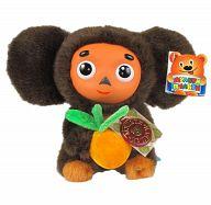 """Мягкая игрушка """"Чебурашка с апельсином"""""""