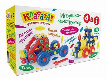 """Конструктор """"Городской транспорт"""" (Класата 1213)"""