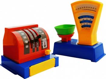 """Игровой набор """"Магазин"""" (Пластмастер 22002)"""