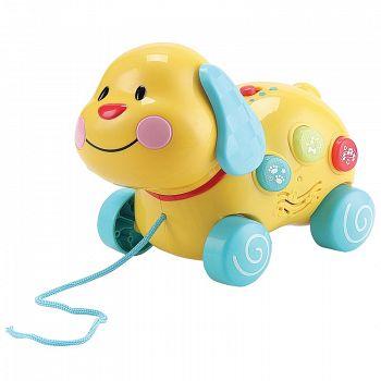 "Каталка-щенок ""Gaffi"" (Happy Baby 331241)"