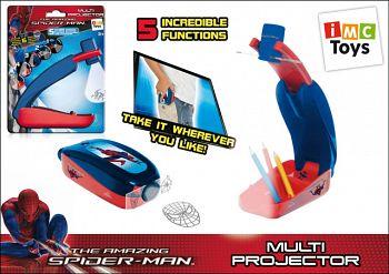 """Игрушечный проектор """"Spider-Man. Multi Projector"""" (iMC Toys 550766)"""