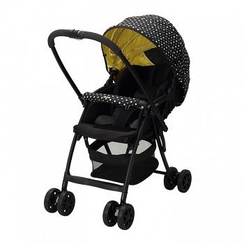 Прогулочная коляска Aprica Karoon Plus BK (92564)