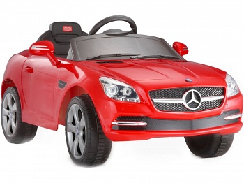 Электромобиль Rastar Mercedes SLK Red (81200)