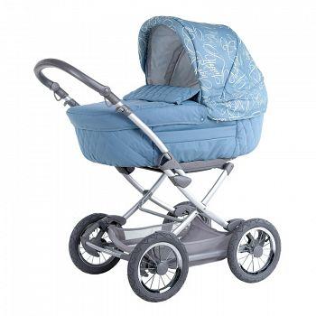 Коляска-люлька Happy Baby Charlotte Blue (2555)