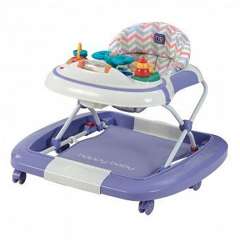 Ходунки-качалка Happy Baby Robin Violet (2449)