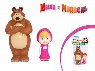 """Игровой набор для ванны """"Маша и Медведь"""""""
