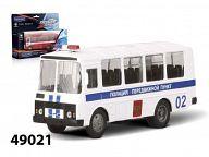 """Модель автомобиля """"ПАЗ-32053. Полиция"""""""