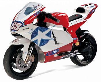 Детский мотоцикл Peg-Perego Ducati GP Limited Edition (IGOD0517)