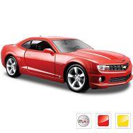 """Коллекционная модель автомобиля """"CHEVROLET CAMARO SS RS 2010"""""""