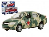 "Модель автомобиля ""ЛАДА GRANTA. Армейская"""