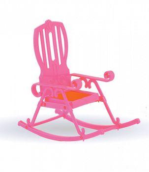 Кресло-качалка для куклы (Огонек С-228)