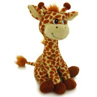 """Мягкая игрушка """"Жираф насыпной"""""""