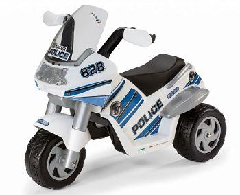 Детский мотоцикл Peg-Perego Raider Police (IGED0910)