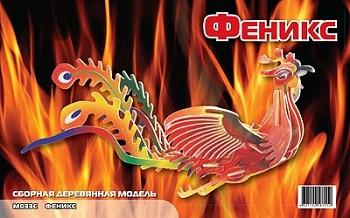 """Сборная деревянная модель """"Феникс"""" (МДИ М033С)"""