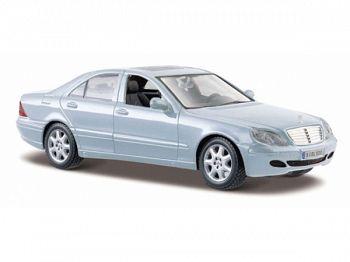"""Коллекционная модель автомобиля """"MERCEDES-BENZ S-CLASS"""" (Maisto 31955)"""