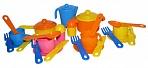 """Набор игрушечной посуды на 4 персоны """"Настенька"""""""