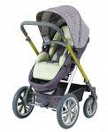 Комбинированная коляска Happy Baby Ultra Lime