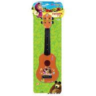 """Детская гитара """"Маша и Медведь"""""""