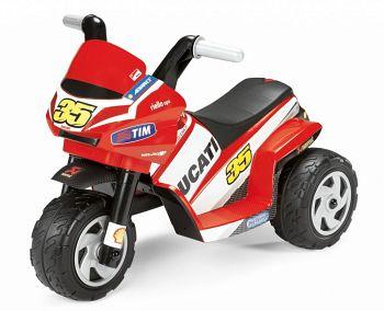 Детский мотоцикл Peg-Perego Raider Mini Ducati (IGMD0004)