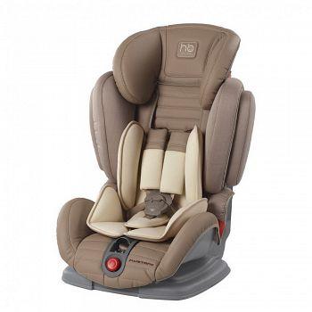 Автокресло Happy Baby Mustang NEW Beige (2565)