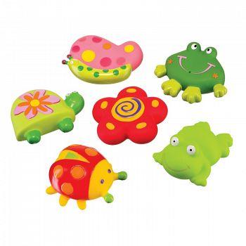 """Набор игрушек для ванны """"Summer Adventure"""" (Happy Baby 32006)"""