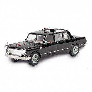 Лимузин металлический инерционный (Технопарк 833-WB)
