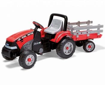Педальный трактор Peg-Perego Maxi Diesel Tractor (IGCD0551)