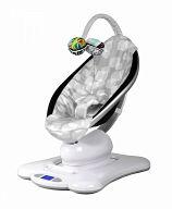 Электронное кресло-качалка 4moms mamaRoo серый плюш