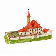 """Сборная модель из картона """"Приоратский Дворец"""" (106 деталей)"""