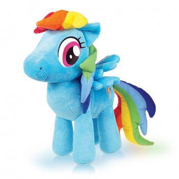 """Мягкая игрушка """"My Little Pony. Радуга"""" (Hasbro MLPE1D)"""
