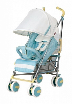 Открытая коляска Happy Baby Cindy Light Green (1848N)