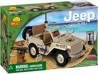 "Конструктор ""Small Army. Jeep Willys MB"" (100 деталей)"
