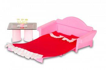 """Набор мебели для кукол """"Для отдыха"""" (Огонек С-759)"""