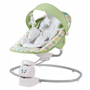 Кресло-качели Happy Baby Dinky Green (2769)