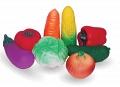 Набор игрушечных овощей