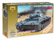 """Сборная модель """"Немецкий средний танк T-III F"""""""