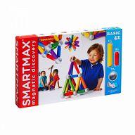 """Магнитный конструктор """"SmartMax. Основной набор"""" (42 детали)"""