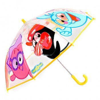 """Детский зонт """"Смешарики. Калейдоскоп"""" (Затейники GT5260)"""