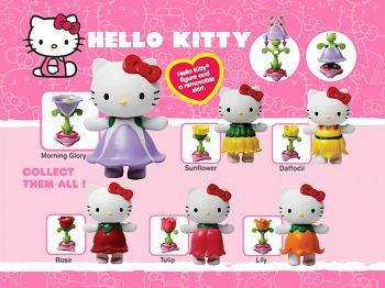 """Фигурка """"Hello Kitty. Цветочная фея"""" (Затейники 65004)"""